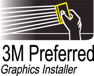 3M Preferred Graphics Installers.